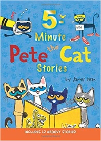 5-Minute Pete the Cat Stories (E Dea)