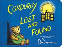 Corduroy Lost and Found (E Hen)