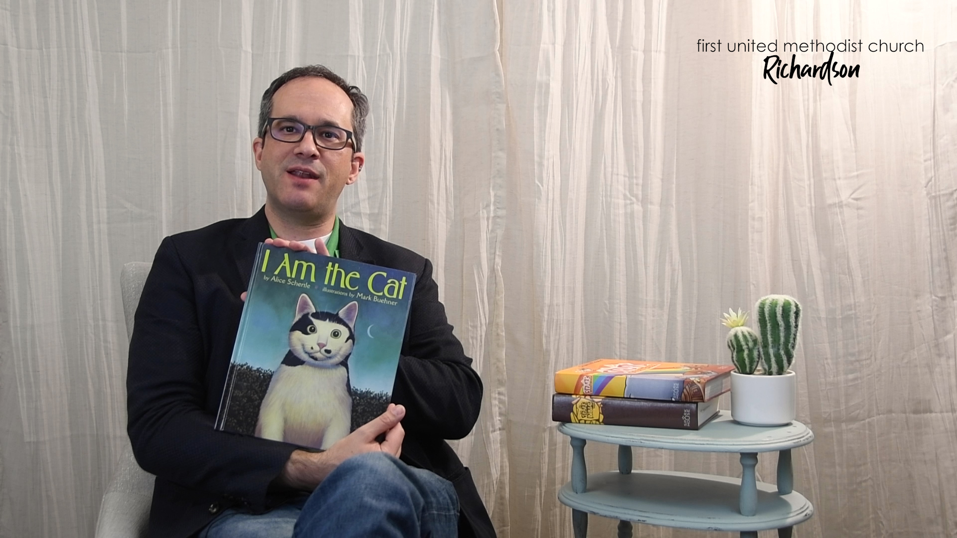 I Am the Cat: A Book of Poems