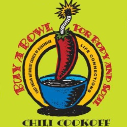 """Buy a Bowl for Body & Soul"" Chili Cook-Off"