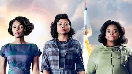 Hidden Figures - Summer Movie & Discussion