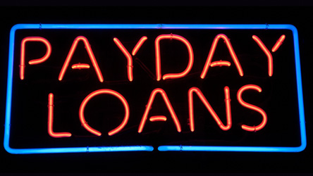 Focus Table: Payday Loans