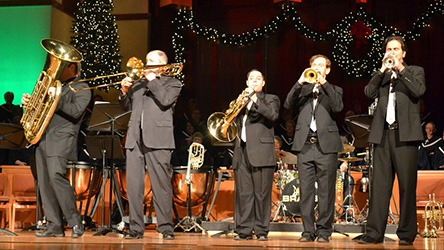 Christmas with the Dallas Brass