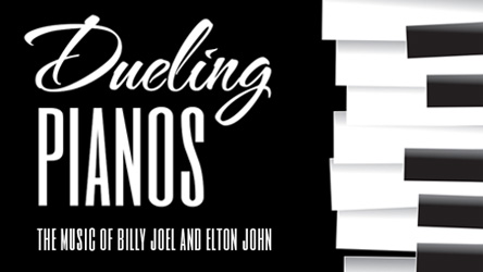 Dessert Theater: Dueling Pianos