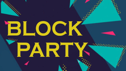Student Ministries Family Block Party