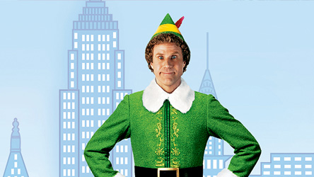 Student Ministry Movie Showing - Elf