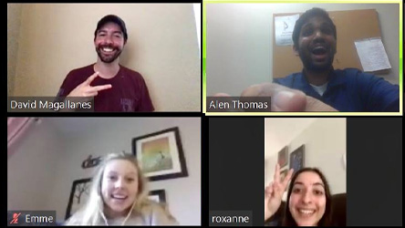Student Ministry Virtual Gatherings