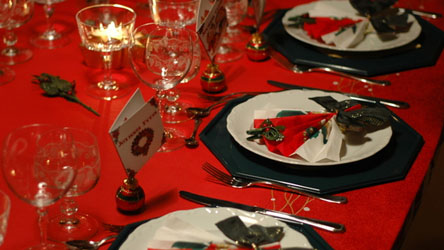 UMW Christmas Celebration and Potluck Dinner